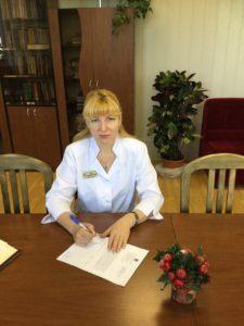 Титова Елена Анатольевна- главный врач