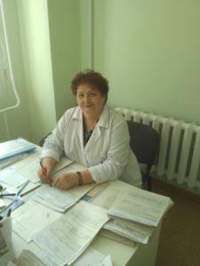 Макарова Татьяна Ивановна - заведующая детским отделением