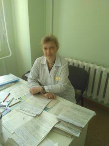 Гоголь Анжелика Викторовна - заведующая детским отделением