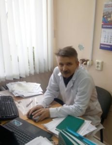 Болотников Василий Владиславович -заведующий отделением платных услуг