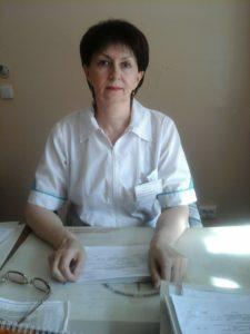 Стрельченко Екатерина Антоновна - заведующая отделением Гумрак