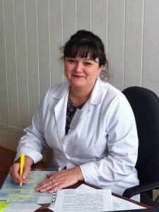 Винс Юлия Викторовна - Зам. главного врача по медицинской части