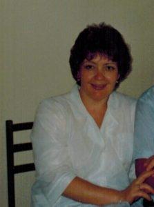 Суворова Надежда Викторовна - заведующая первым терапевтическим отделением