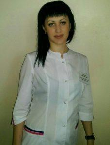 Ванскович Елена Станиславовна - старшая медицинская сестра рентгенологического отделения