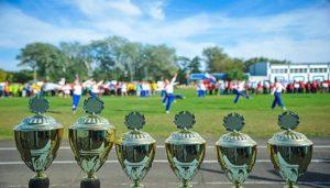 XXXV летние сельские спортивные игры Волгоградской области
